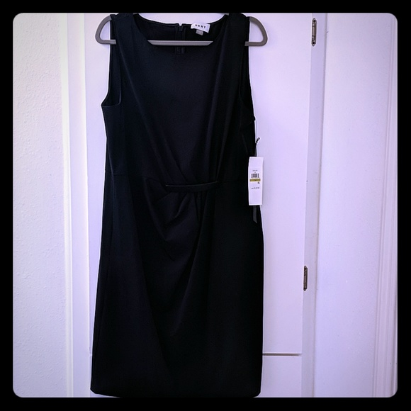 Dkny Dresses & Skirts - NWT DKNY Black Dress Size 14